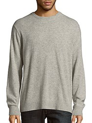 Michael Kors Heathered Long Sleeve Pullover Heather Grey