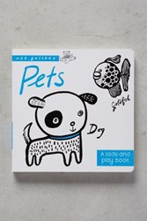 Anthropologie Wee Gallery Slide And Play Book Pets