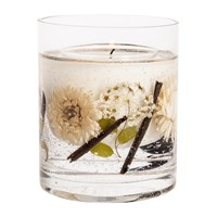Stoneglow Nature's Gift Gel Candle Oud And Amber