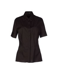 Tonello Shirts Dark Brown