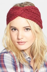 Bp. Cable Knit Head Wrap