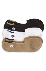 Sperry Skimmer 3 Pack Liner Socks