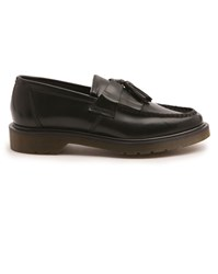 Dr. Martens Black Leather Moccasins