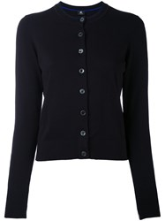 Paul Smith Ps By Buttoned Cardigan Women Cotton S Black