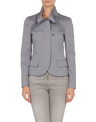 Red Valentino Redvalentino Suits And Jackets Blazers Women Grey