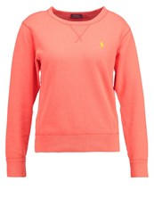 Polo Ralph Lauren Sweatshirt Mango Orange