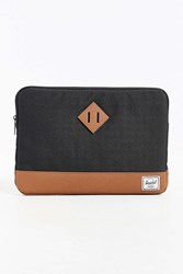 Herschel Supply Co. Heritage Macbook 13' Case Black