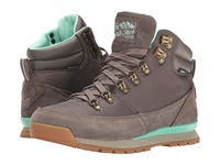 The North Face Back To Berkeley Redux Morel Brown Surf Green Women's Hiking Boots