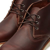 Red Wing Shoes 3141 Heritage Work Chukka Brown
