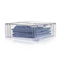 Nomess Copenhagen Clear Drawer Small Clothing