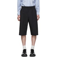 Junya Watanabe Black Weather Shorts