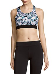 Threads For Thought Lulu Sports Bra Multicolor