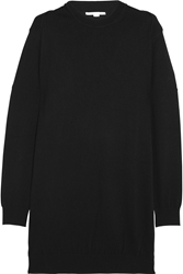 Alexander Wang Silk And Cashmere Blend Sweater Mini Dress