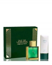 Houbigant Paris Duc De Vervins Boxed Gift Set
