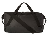 The North Face Apex Gym Duffel Bag Medium Asphalt Grey Tnf Black Duffel Bags