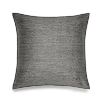 Calvin Klein Acacia Grey Textured Pillowcase 65X65cm
