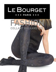 Le Bourget Sheer Shimmer Tights Bronze