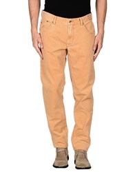 Mason's Trousers Casual Trousers Men Ocher