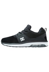 Dc Shoes Heathrow Trainers Charcoal Grey