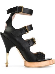 Vivienne Westwood Buckled Stiletto Sandals