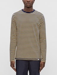 Norse Projects Svali Military Stripe L S T Shirt