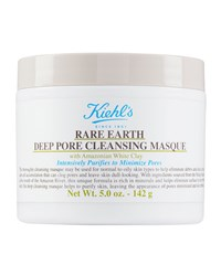 Rare Earth Deep Pore Cleansing Masque 5.0 Oz. Nm Beauty Award Finalist 2014 Kiehl's Since 1851