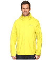 Marmot Precip Jacket Citronelle Men's Jacket Yellow