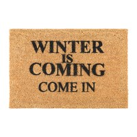 Artsy Doormats Winter Is Coming Door Mat