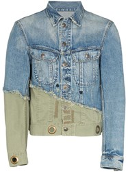 Greg Lauren 50 50 Fitted Jacket 60