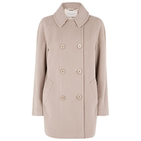 Windsmoor Short Double Breasted Coat Camel