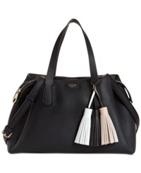 Guess Trudy Girlfriend Large Satchel Black
