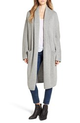 Leith Women's Easy Fit Long Cardigan