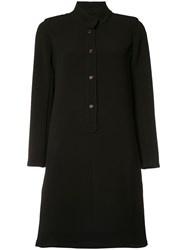 A.P.C. Shirt Dress Black