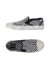 O.X.S. Footwear Low Tops And Trainers Men White