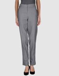Les Prairies De Paris Casual Pants Grey
