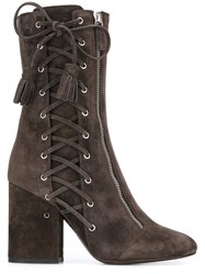 Laurence Dacade 'Marcy' Boots Grey