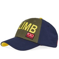 Polo Ralph Lauren Hi Tech Trek Cap Blue