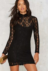 Nasty Gal About Lace Bodycon Dress