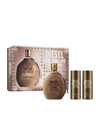 Diesel Fuel For Life Gift Set Edt 50Ml Unisex