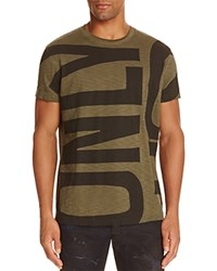 Diesel T Diego Only Graphic Tee Green