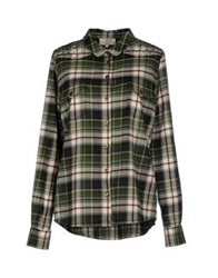 Essentiel Shirts Green