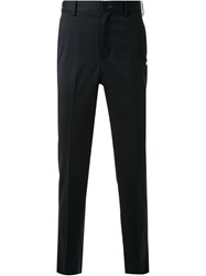 Loveless Pleated Tailored Trousers Black