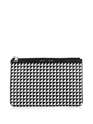 Proenza Schouler Geometric Leather Pouch