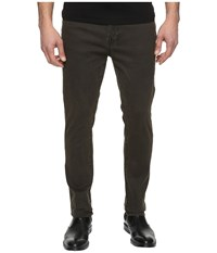 Kenneth Cole Skinny Denim In Army Green Army Green Men's Jeans