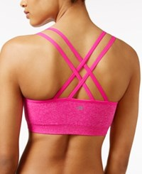 Ideology Strappy Low Impact Sports Bra Only At Macy's Crystal Mint