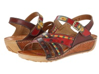 Spring Step Livingstone Red Women's Shoes