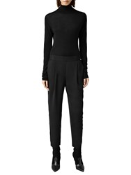 Allsaints Koro Trousers Black