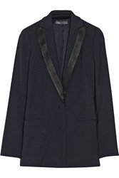 Vince Stretch Wool Blazer