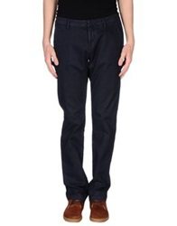 Truenyc. Casual Pants Dark Blue