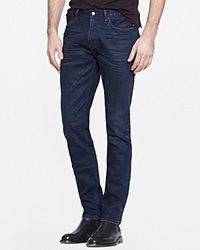 Ralph Lauren Black Label Slim Fit Freeport Wash Spar Jean